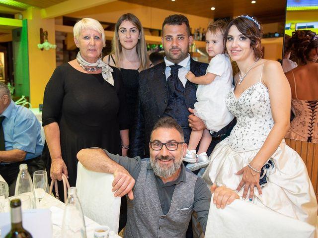 Il matrimonio di Nicolò e Marika a Bedizzole, Brescia 137