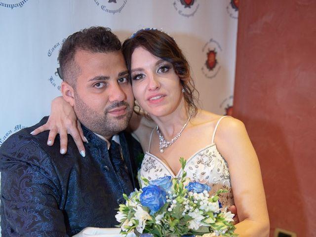 Il matrimonio di Nicolò e Marika a Bedizzole, Brescia 141