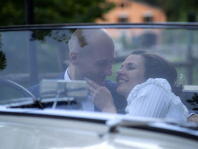 Le nozze di Natalia e Claudio