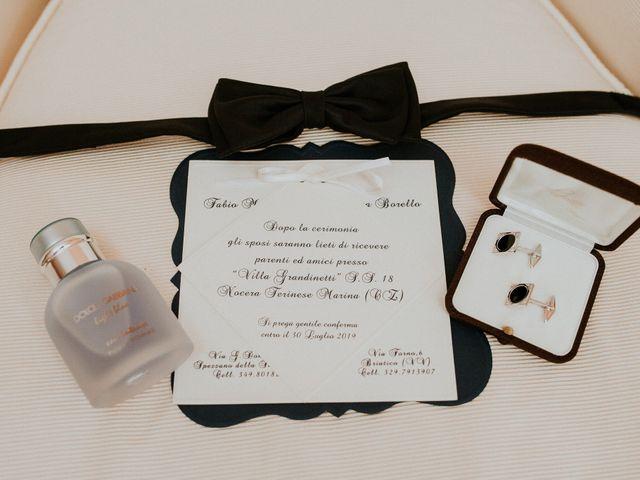 Il matrimonio di Eleonora e Fabio a Amantea, Cosenza 2