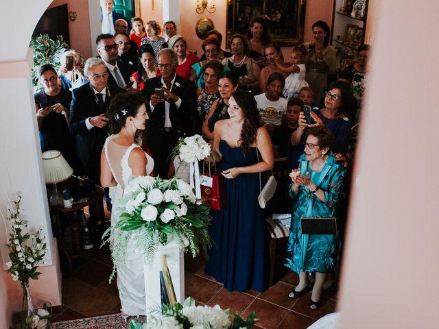 Il matrimonio di Eleonora e Fabio a Amantea, Cosenza 56