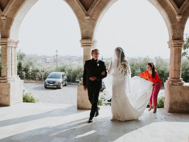 Il matrimonio di Eleonora e Fabio a Amantea, Cosenza 64