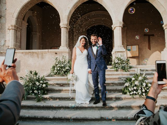Il matrimonio di Eleonora e Fabio a Amantea, Cosenza 82