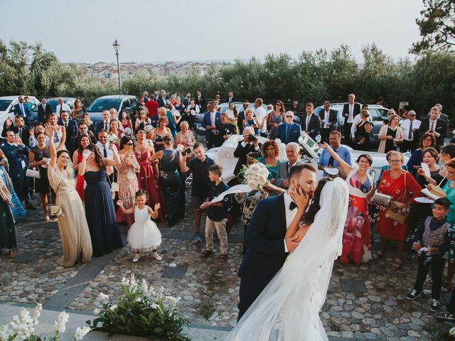 Il matrimonio di Eleonora e Fabio a Amantea, Cosenza 84