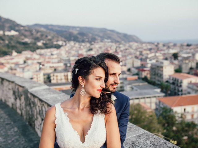 Il matrimonio di Eleonora e Fabio a Amantea, Cosenza 92