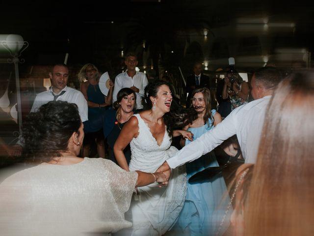Il matrimonio di Eleonora e Fabio a Amantea, Cosenza 119