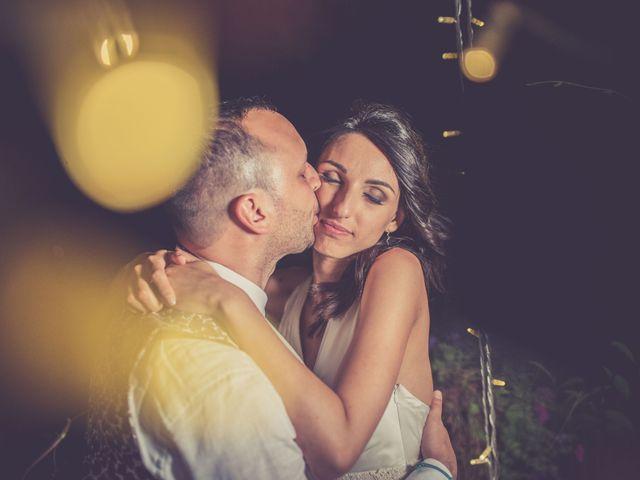 Le nozze di Alberto e Claudia