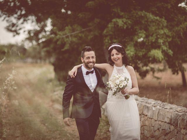 Il matrimonio di Valentina e Antonio a Bari, Bari 35