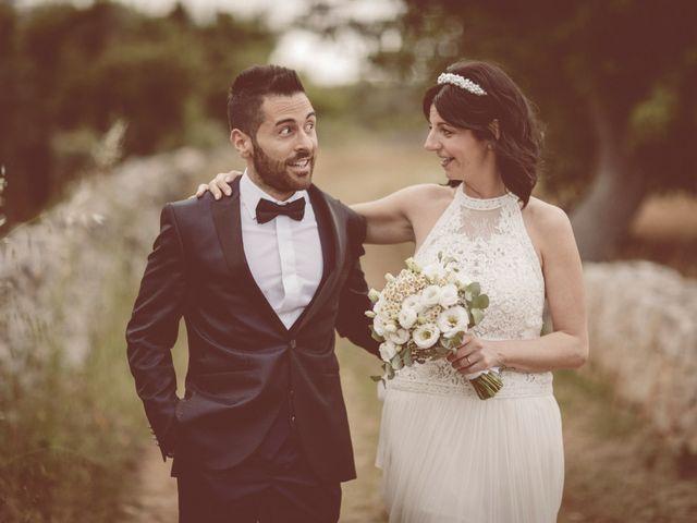 Il matrimonio di Valentina e Antonio a Bari, Bari 36