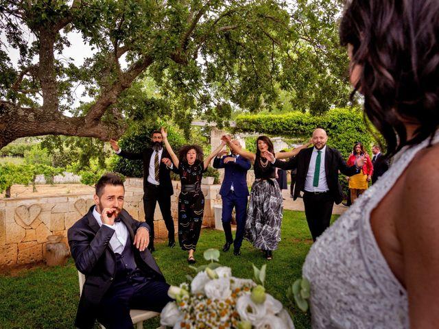 Il matrimonio di Valentina e Antonio a Bari, Bari 49
