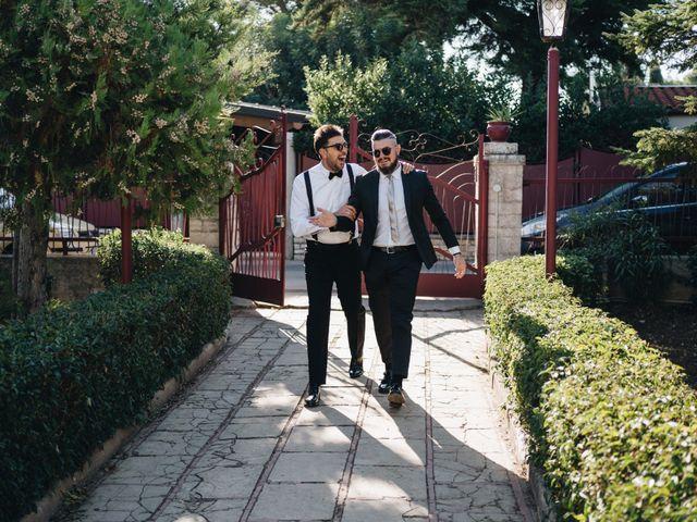 Il matrimonio di Antonello e Nicole a Terlizzi, Bari 16