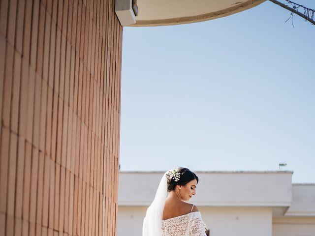 Il matrimonio di Antonello e Nicole a Terlizzi, Bari 34