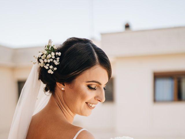 Il matrimonio di Antonello e Nicole a Terlizzi, Bari 35