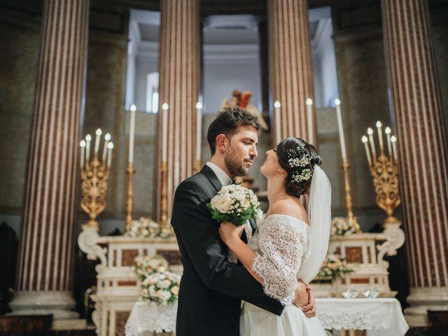 Il matrimonio di Antonello e Nicole a Terlizzi, Bari 56