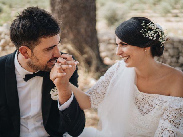 Il matrimonio di Antonello e Nicole a Terlizzi, Bari 60