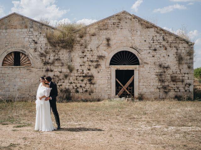 Il matrimonio di Antonello e Nicole a Terlizzi, Bari 63