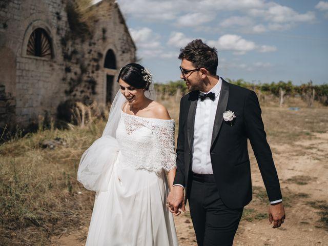 Il matrimonio di Antonello e Nicole a Terlizzi, Bari 64