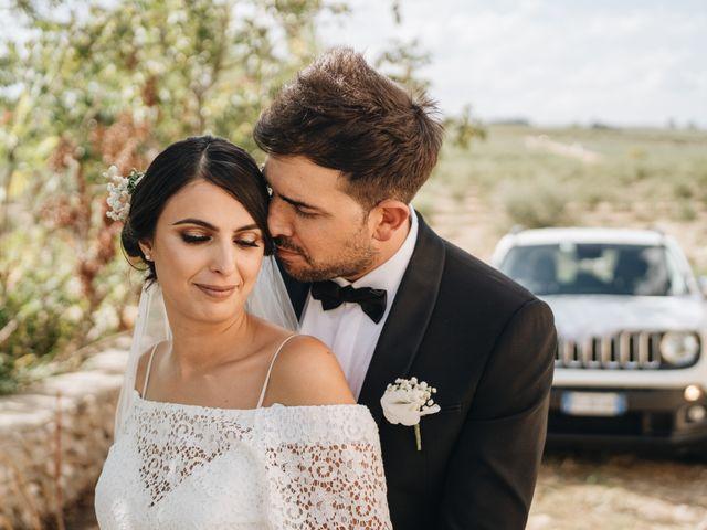 Il matrimonio di Antonello e Nicole a Terlizzi, Bari 65