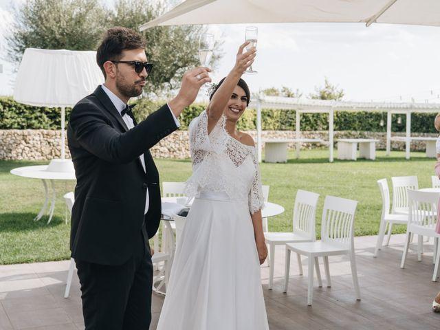 Il matrimonio di Antonello e Nicole a Terlizzi, Bari 66