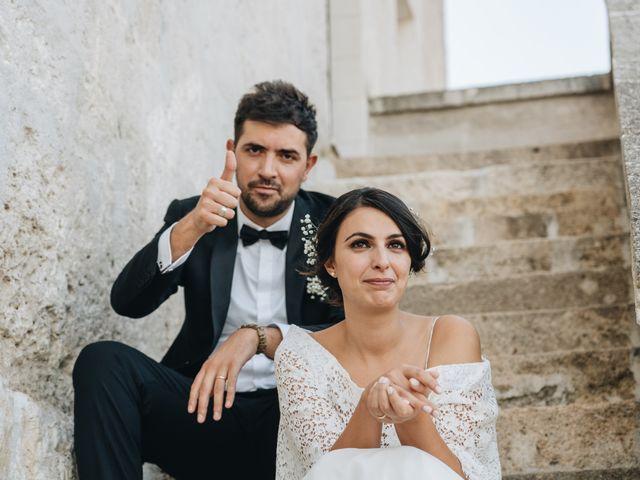 Il matrimonio di Antonello e Nicole a Terlizzi, Bari 76