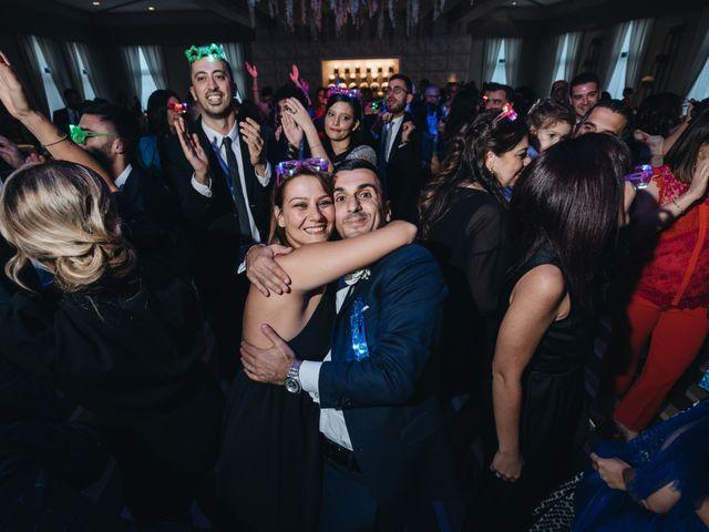 Il matrimonio di Antonello e Nicole a Terlizzi, Bari 79