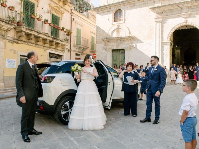Il matrimonio di Federica e Antonio a Modica, Ragusa 33