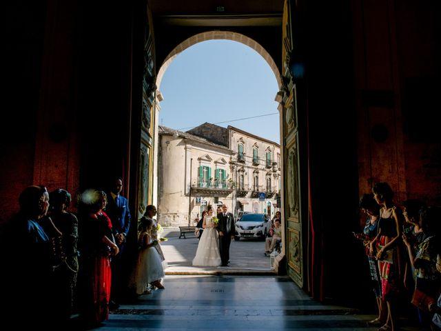 Il matrimonio di Federica e Antonio a Modica, Ragusa 34