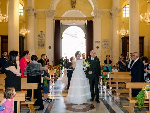 Il matrimonio di Federica e Antonio a Modica, Ragusa 35