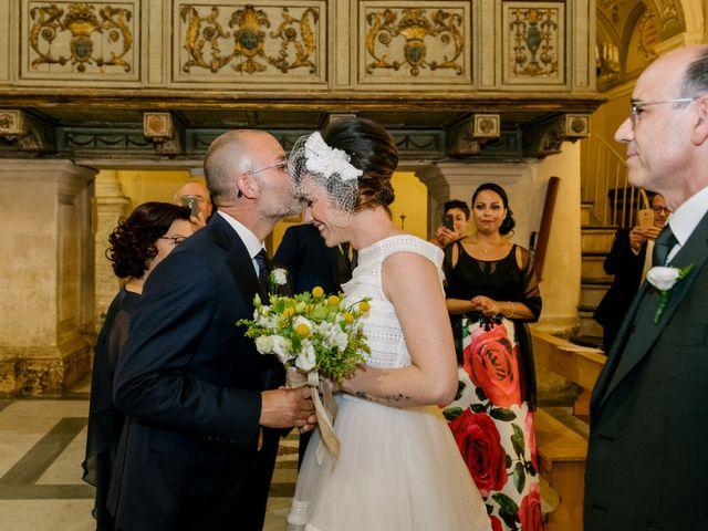 Il matrimonio di Federica e Antonio a Modica, Ragusa 36