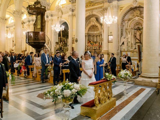 Il matrimonio di Federica e Antonio a Modica, Ragusa 37