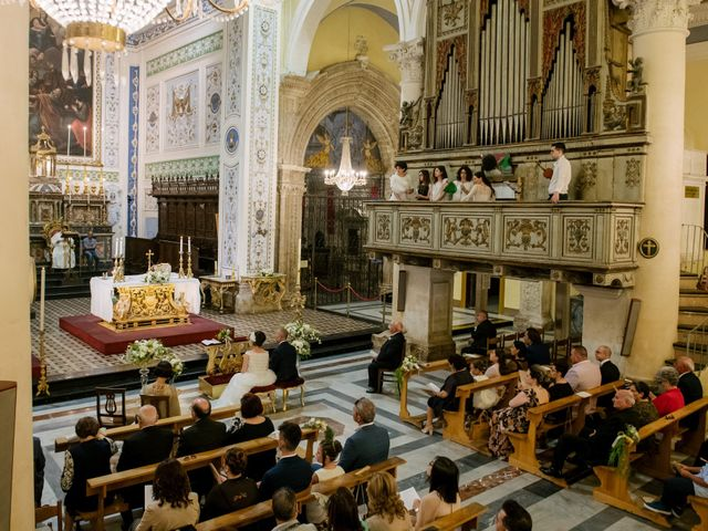 Il matrimonio di Federica e Antonio a Modica, Ragusa 38