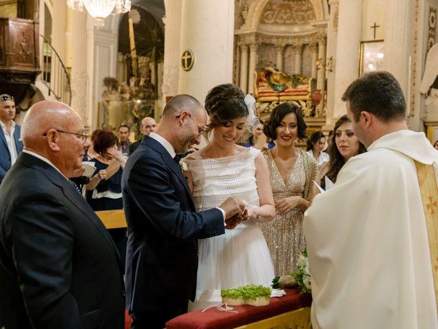 Il matrimonio di Federica e Antonio a Modica, Ragusa 39