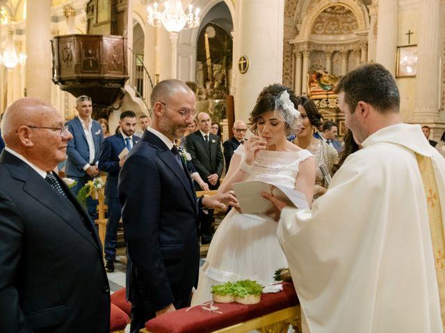 Il matrimonio di Federica e Antonio a Modica, Ragusa 40