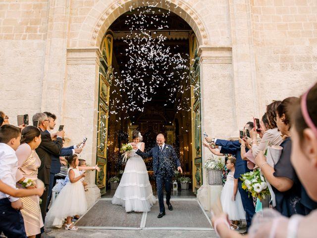Il matrimonio di Federica e Antonio a Modica, Ragusa 43