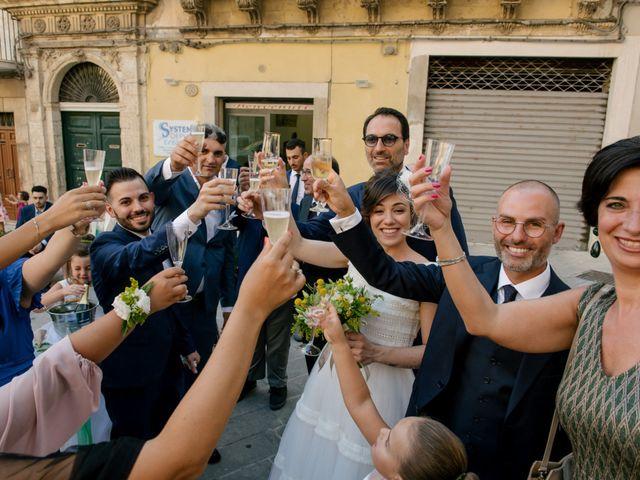 Il matrimonio di Federica e Antonio a Modica, Ragusa 46
