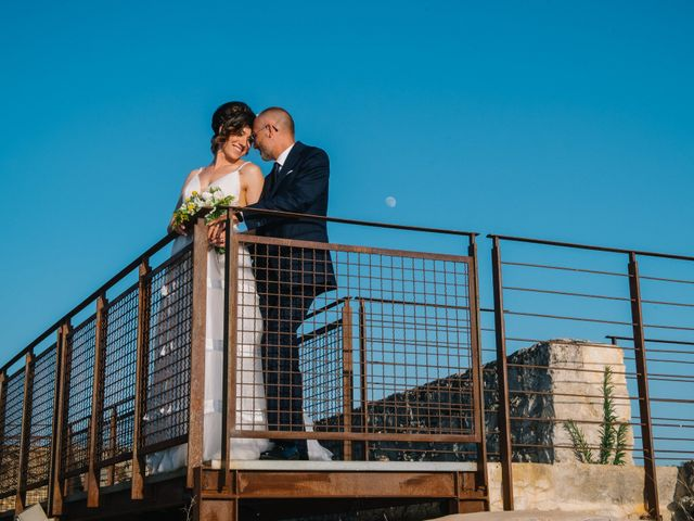 Il matrimonio di Federica e Antonio a Modica, Ragusa 47