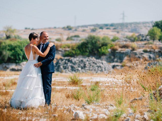 Il matrimonio di Federica e Antonio a Modica, Ragusa 52