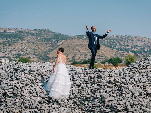 Il matrimonio di Federica e Antonio a Modica, Ragusa 53