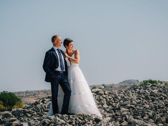 Il matrimonio di Federica e Antonio a Modica, Ragusa 54