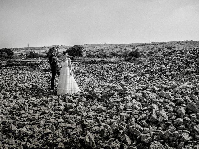 Il matrimonio di Federica e Antonio a Modica, Ragusa 55