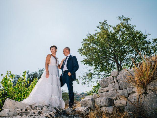 Il matrimonio di Federica e Antonio a Modica, Ragusa 58