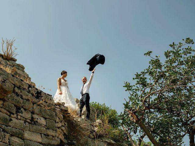 Il matrimonio di Federica e Antonio a Modica, Ragusa 60
