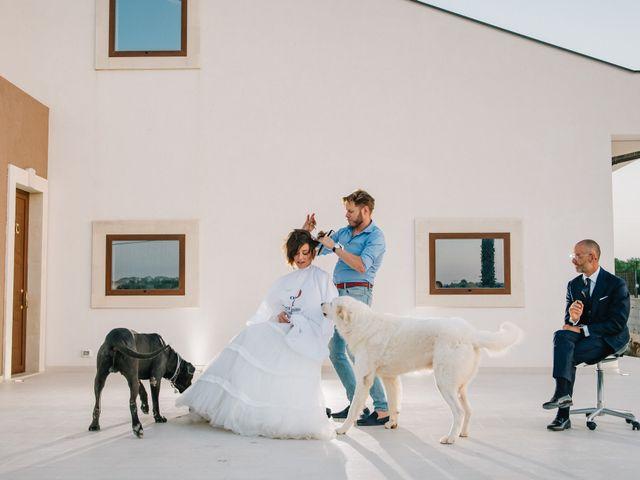 Il matrimonio di Federica e Antonio a Modica, Ragusa 70