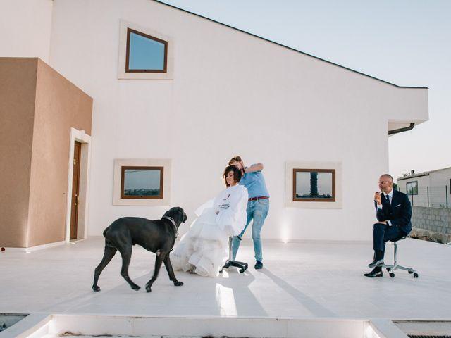 Il matrimonio di Federica e Antonio a Modica, Ragusa 71