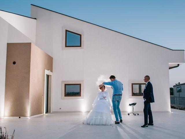 Il matrimonio di Federica e Antonio a Modica, Ragusa 75