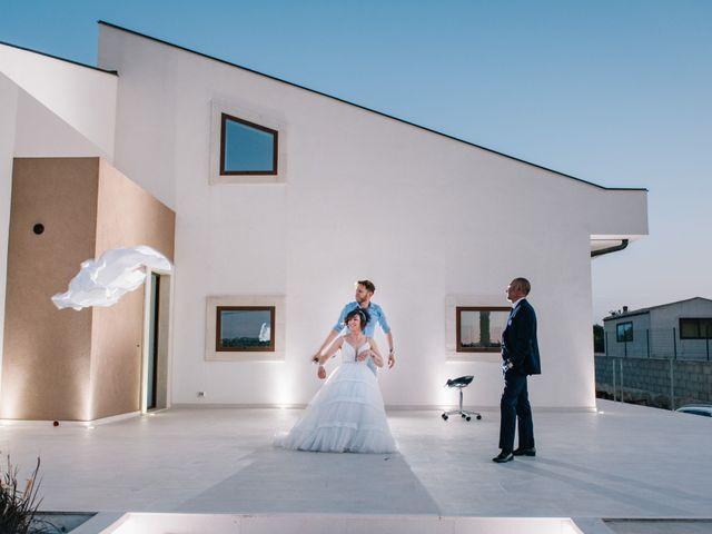 Il matrimonio di Federica e Antonio a Modica, Ragusa 76