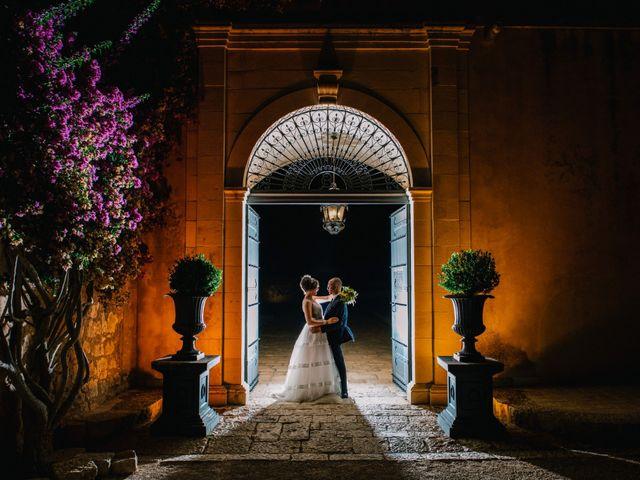 Il matrimonio di Federica e Antonio a Modica, Ragusa 78