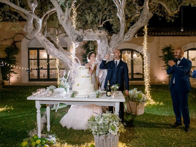 Il matrimonio di Federica e Antonio a Modica, Ragusa 93