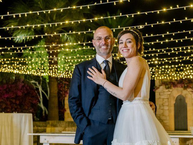 Il matrimonio di Federica e Antonio a Modica, Ragusa 94