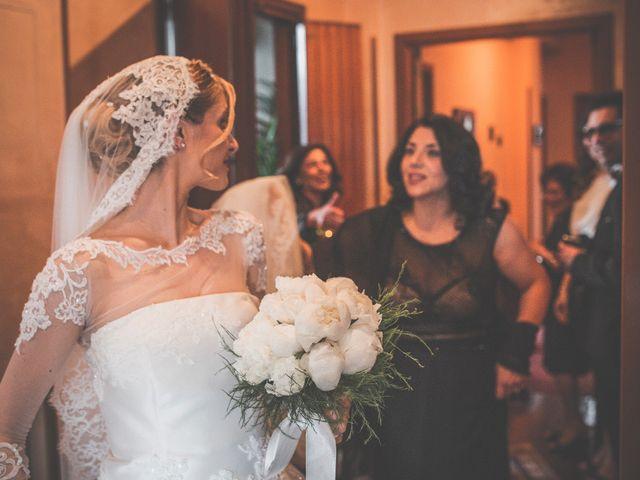 Il matrimonio di Federico e Maria Rosaria a Reggio di Calabria, Reggio Calabria 18